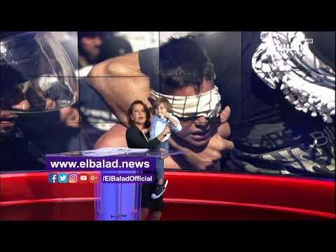 شاهد طفل يقتحم نشرة الخامسة على قناة العربية