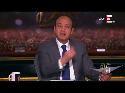 اقتراح من عمرو أديب لحلّ أزمة ماسبيرو وتوقّف خسارته المستمرة