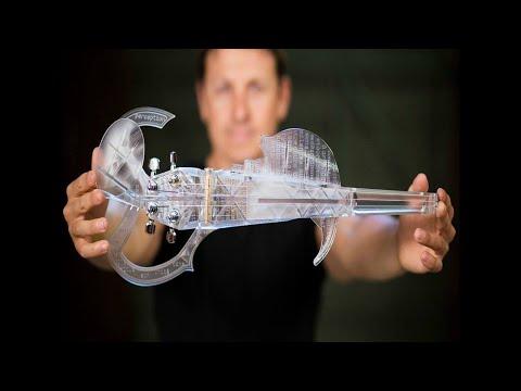 10 أشياء تم تصميمها بتقنية  ثلاثية الأبعاد