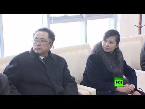 شاهد عشيقة كيم جون أونغ تصل سول