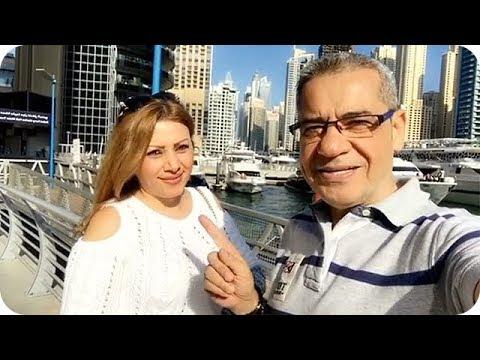 شاهد مصطفى الأغا يغازل زوجته على طريقته الخاصة