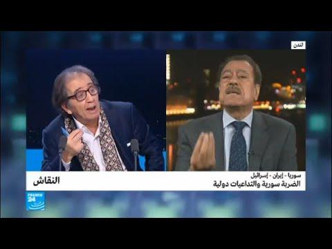 شاهد حوار ساخن بين عبد الباري عطوان وكمال طربيه في برنامج النقاش
