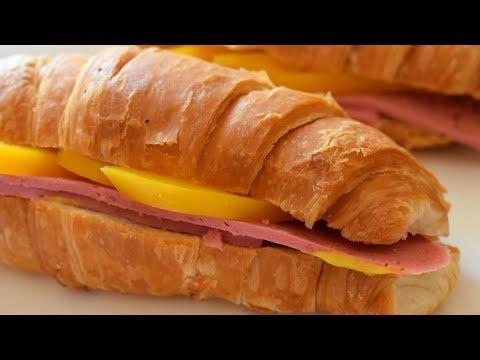بالفيديو ساندويتش بسيط وسهل للإفطار أو العشاء
