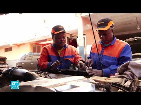 فاتو فاتو مرسيدس ورشة لإصلاح السيارات