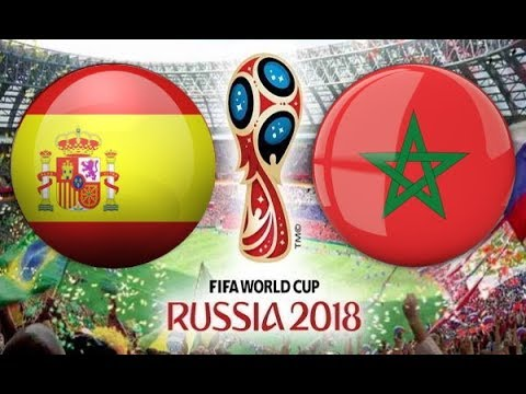بث صوتي لمباراة المغرب وإسبانيا بتعليق جواد بدة
