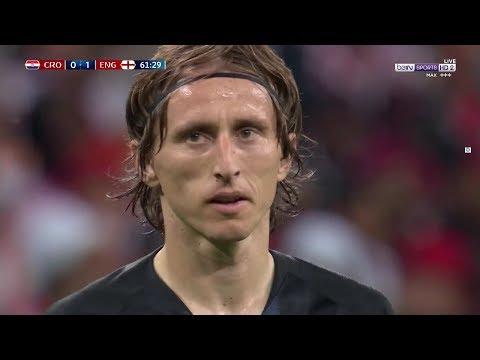 شاهد  ملخص مباراة كرواتيا وانكلترا في مونديال روسيا