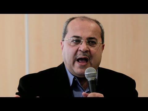 أحمد الطيبي يدين تبني قانون الدولة القومية