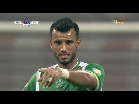 شاهد ملخص مباراة المحرق البحريني والأهلي السعودي