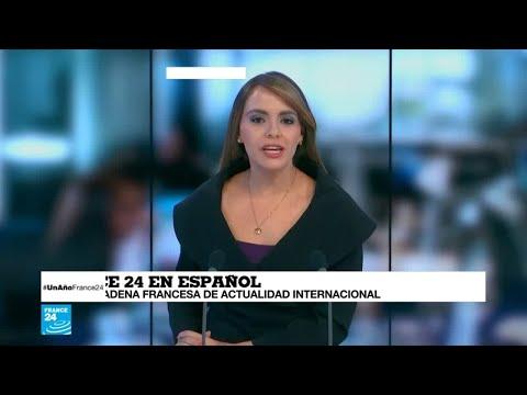 شاهد فرانس24 تحتفل بمرور عام على انطلاق بثها باللغة الإسبانية
