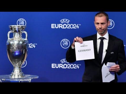 ألمانيا تستضيف كأس الأمم الأوروبية 2024