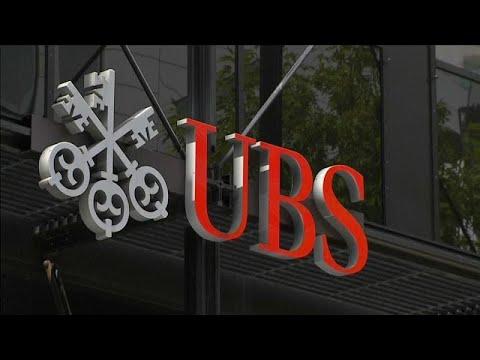 شاهد بنك يو بي إس السويسري أمام القضاء الفرنسي بتهمة التهرب الضريبي
