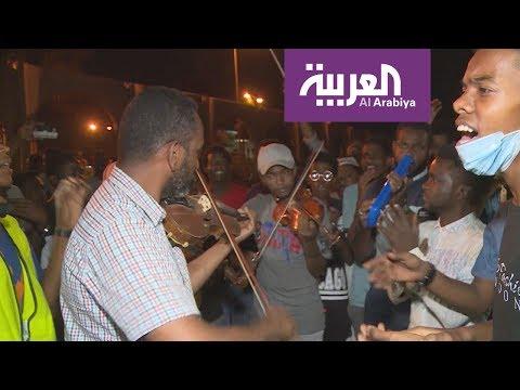 دور الأغاني الوطنية في الثورة السودانية