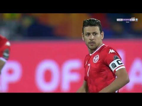 هدف منتخب تونس ضد غانا