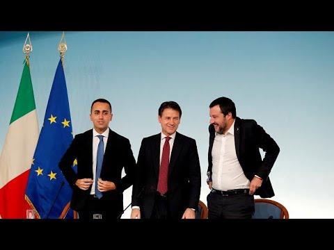 ريبورتاج يكشف عن مصير إيطاليا بعد الانقلاب على الائتلاف الحكومي