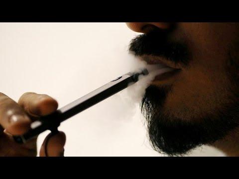 شاهد العلماء يحاولون حل لغز أمراض غامضة مرتبطة بالسجائر الإلكترونية