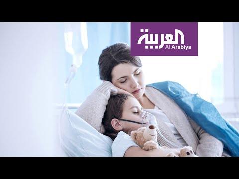 علاج ربو الطفل بالكورتيزون هل هو آمن