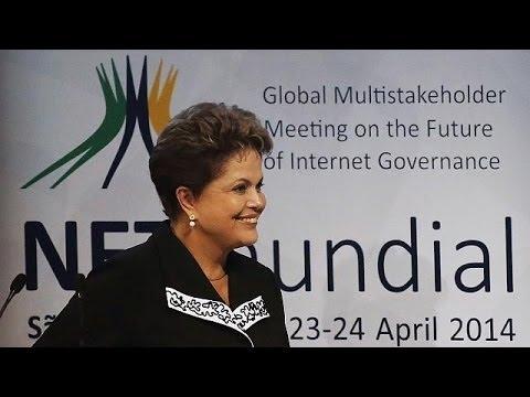 البرازيل تعقد مؤتمرًا عالميًا لدراسة الآفاق المستقبليَّة لإدارة الانترنت