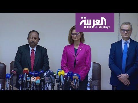 دعم دولي كبير لمساندة السودان اقتصاديًا