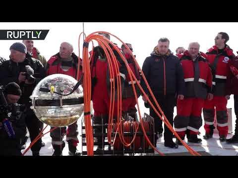 شاهد إطلاق أكبر تلسكوب يعمل تحت الماء في روسيا