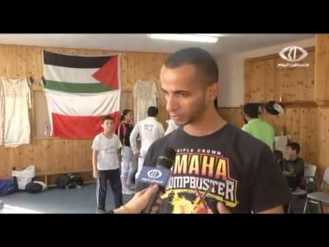 شباب الأمعري ينظم بطولة الصداقة الفلسطينية البولندية في المبارزة