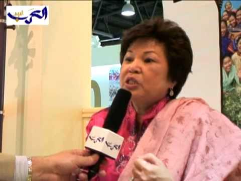 مقابلة سري دكتور نج ين ين وزيرة السياحة الماليزية