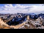 Arab Today, arab today turns great wall into winter wonderland
