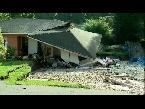 Arab Today, arab today sinkhole swallows part of a home