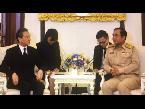 Arab Today, arab today chinese fm wang yi meets thai pm