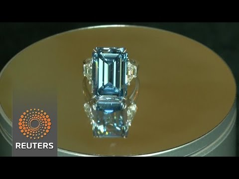 Arab Today, arab today blue diamond fetches record 576m