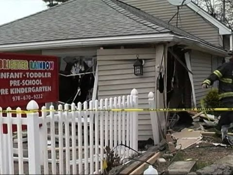 Arab Today, arab today car crashes into mass day care center