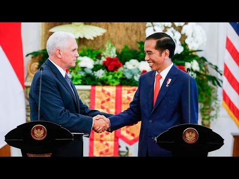 Arab Today, arab today us vice president visits indonesia