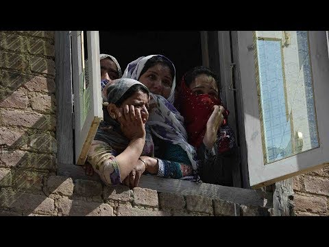 Arab Today, arab today kashmir shuts down in protest