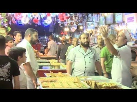 Arab Today, arab today traditional syrian sweets regain fame
