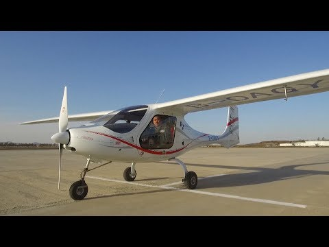 new chinese electric airplane completes trial flight