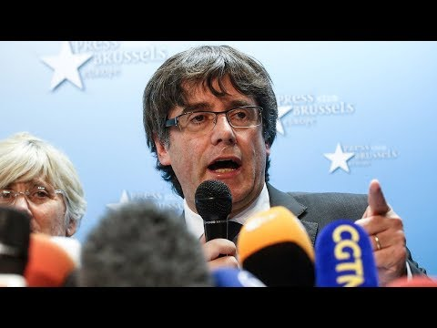 catalonias former leader puigdemont