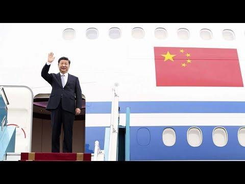 chinese president xi jinping pays state visit