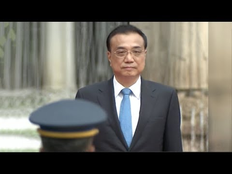 premier li keqiang meets with philippine president rodrigo duterte