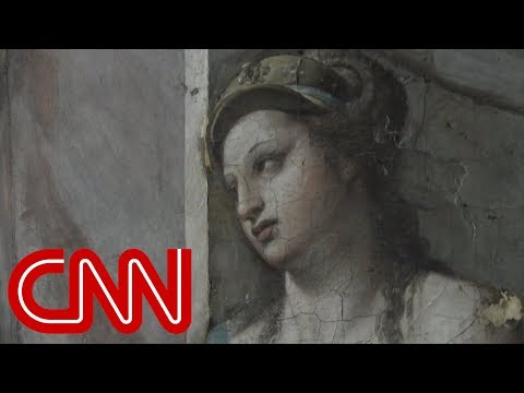 500yearold paintings