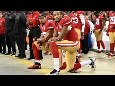 Arab Today, arab today nfl star continues national anthem protest