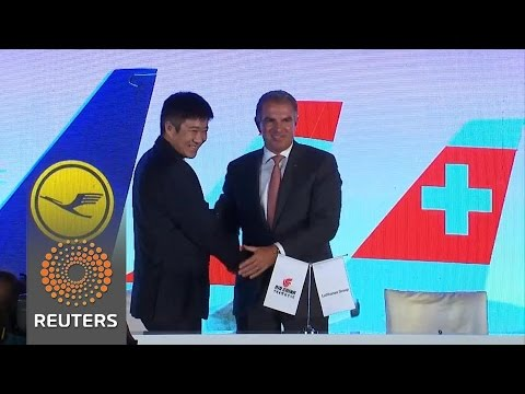 Arab Today, arab today lufthansa air china to share routes and revenue