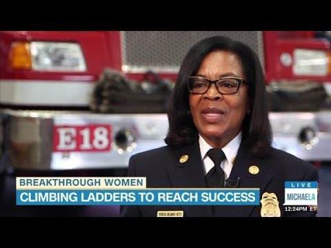 Arab Today, arab today first black female fire chief of major us city
