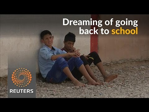 Arab Today, arab today children yearn for an education