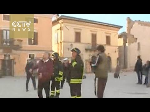 Arab Today, arab today italy earthquake numerous buildings brought down after powerful m66 earthquake
