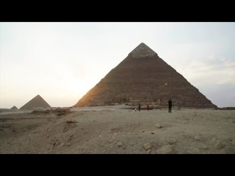 Arab Today, arab today scientists discover voids inside great pyramid