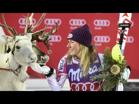 Arab Today, arab today the cutest prize in alpine skiing
