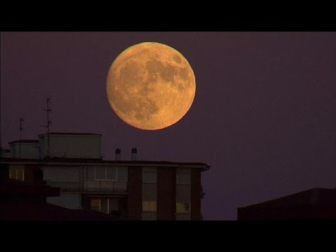 Arab Today, arab today europe prepares for supermoon
