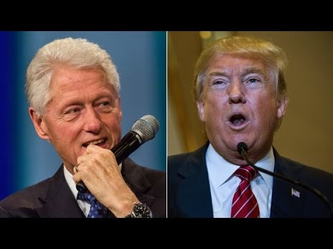 Arab Today, arab today trump takes on bill clinton