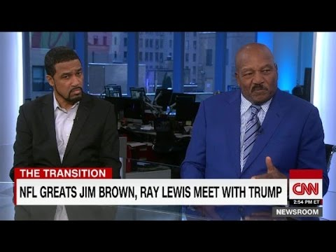 Arab Today, arab today jim brown on donald trump he has my admiration