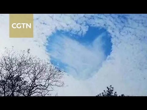 Arab Today, arab today heartshaped cloud hovers