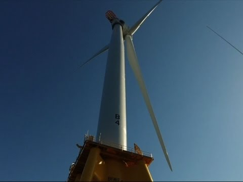Arab Today, arab today 1st us offshore wind farm opens off